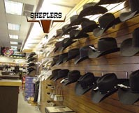 Harry Sheplers Saddle and Leather Company
